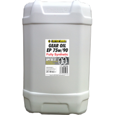 GEAR OIL 75/90 FULLY SYNTH 25L