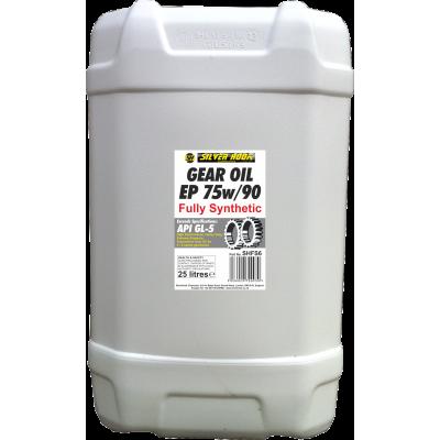 Gear Oil 75W/90 Fully Synthetic 25 Litre
