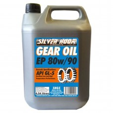 Gear Oil 80W/90 GL5 4.54 Litre