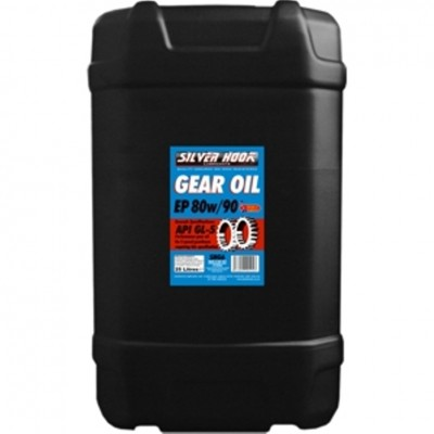 Gear Oil 80W/90 GL5 25 Litre