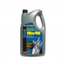 """OIL 10W/40 """"EXCEL"""" SEMI SL/CF 4.5L"""