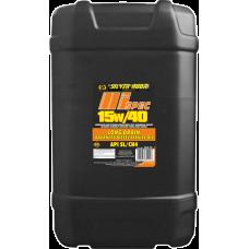 OIL 15W/40 LONG DRAIN E5 25L