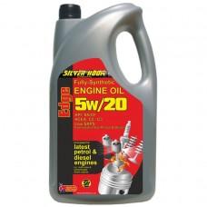 OIL 5W/20 SN/CF 4.54L LOW SAPS