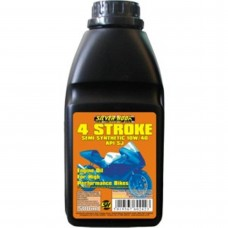 Four Stroke Semi Synthetic 10/40 Oil 500 ml