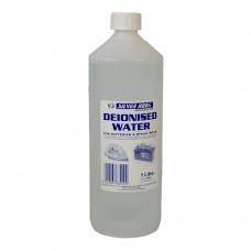 DEIONISED WATER 1lt