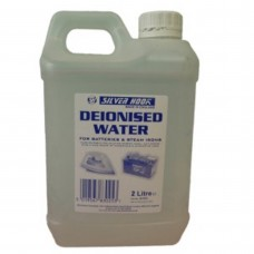 Deionised Water 2 Litre