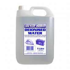 Deionised Water 5 Litre