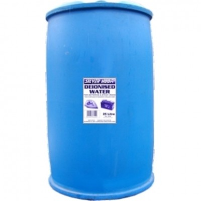 Deionised Water 205 Litre