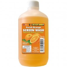 Screen Wash 500 ml Fragrant Orange