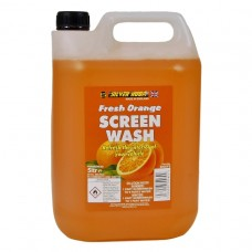 SCREEN WASH 5L FRAGRANT ORANGE
