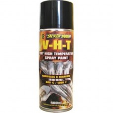 Spray Paint 400 ml VHT Black 600 Celsius