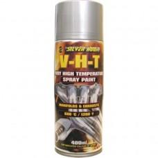 Spray Paint 400 ml VHT Silver 600 Celsius