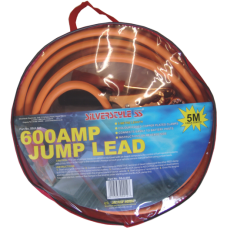 600 AMP JUMP LEADS 5MTR CABLE