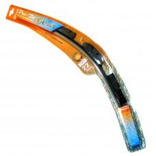 """22"""" flat wiper blade UNIV ADAPTORS"""